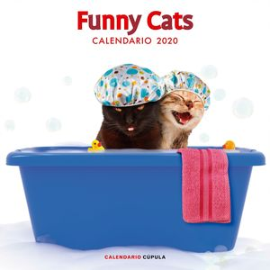 CALENDARIO FUNNY CATS 2020