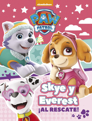 SKYE Y EVEREST IAL RESCATE!