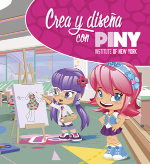 CREA Y DISEÑA CON PINY (PINY INSTITUTE OF NEW YORK)