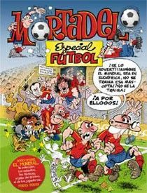 ESPECIAL FUTBOL MORTADELO/FILEMON