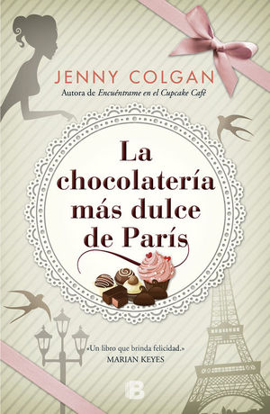 LA CHOCOLATERIA MAS DULCE DE PARIS