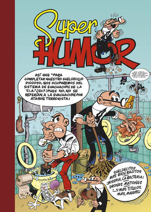 SUPER HUMOR 62 MORTADELO