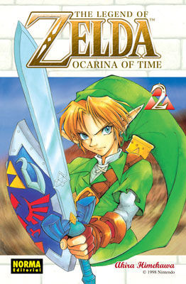 The legend of Zelda, Ocarina of time 2