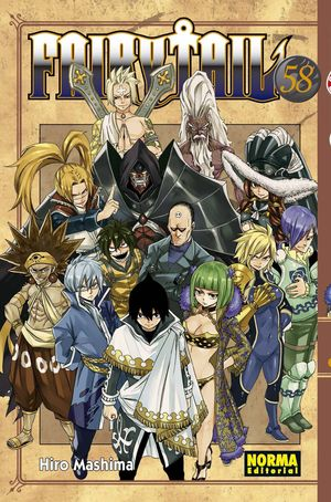 FAIRY TAIL 58