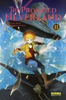 THE PROMISED NEVERLAND 11