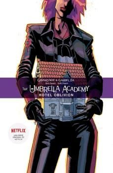 THE UMBRELLA ACADEMY 3 -R. HOTEL OBLIVION