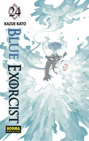 BLUE EXORCISTS 24