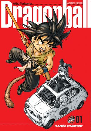 DRAGON BALL Nº1