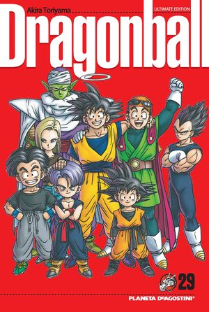 DRAGON BALL Nº29/34