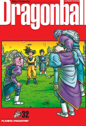 DRAGON BALL Nº 32/34