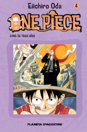 ONE PIECE Nº04