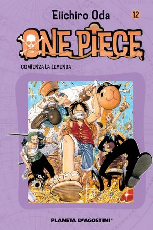 ONE PIECE Nº12