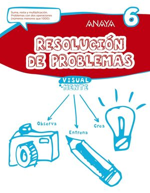 RESOLUCIÓN DE PROBLEMAS 6