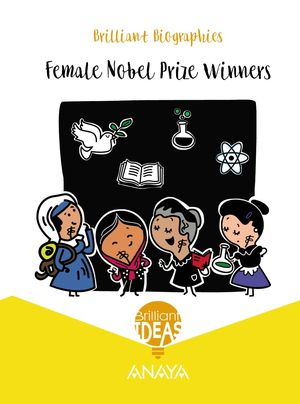 FEMALE NOBEL PRIZE WINNERS