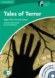 TALES OF TERROR LEVEL 3 LOWER-INTERMEDIATE WITH CD-ROM AND AUDIO CD