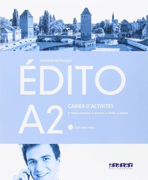 EDITO A2 EXERCICES+CD
