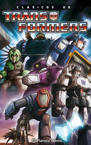 TRANSFORMERS MARVEL UK Nº 02/08