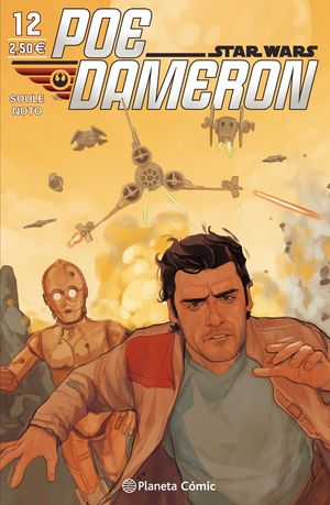 STAR WARS POE DAMERON Nº 12