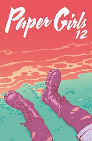 PAPER GIRLS Nº 12
