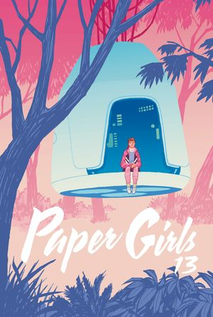 PAPER GIRLS Nº 13