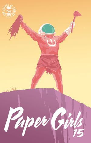 PAPER GIRLS Nº 15