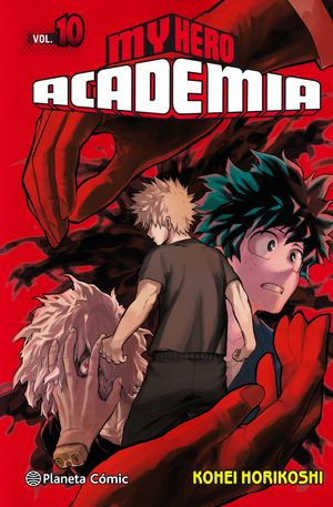 MY HERO ACADEMIA Nº 10