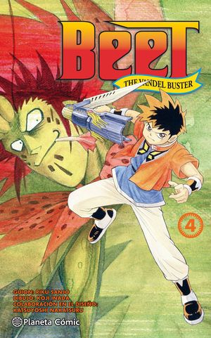 BEET THE VANDEL BUSTER Nº 04/12