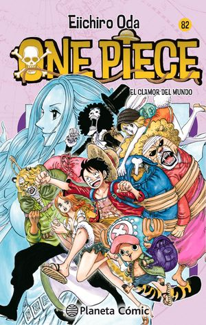 ONE PIECE Nº 82