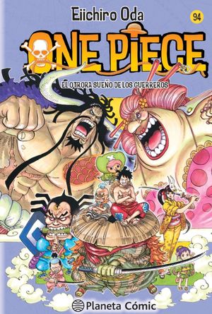 ONE PIECE Nº 94