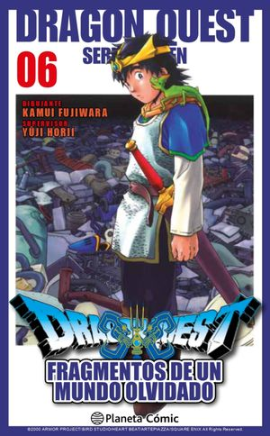 DRAGON QUEST VII Nº 06/14