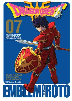 DRAGON QUEST EMBLEM OF ROTO Nº 07/15