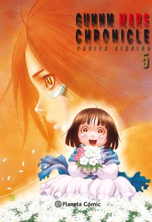 GUNNM ALITA MARS CHRONICLE Nº 05/06