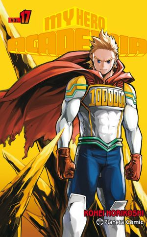 MY HERO ACADEMIA Nº 17
