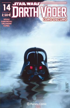 STAR WARS DARTH VADER LORD OSCURO Nº 14