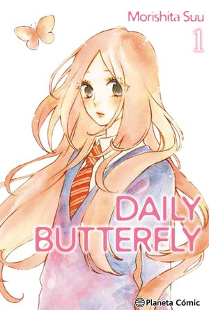 DAILY BUTTERFLY Nº 01/12