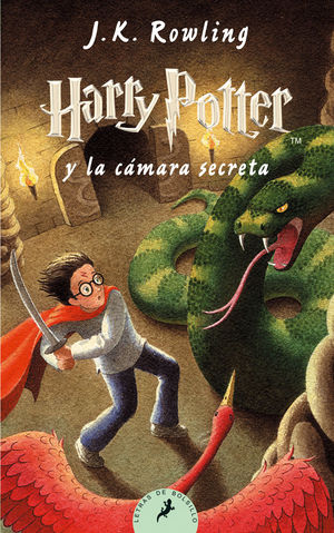 HARRY POTTER Y LA CAMARA SECRETA (BOLSILLO)