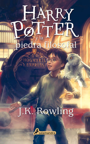 (14) HARRY POTTER Y LA PIEDRA FILOSOFAL 1