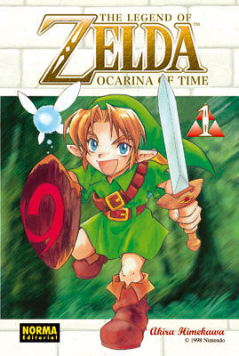 The legend of Zelda, Ocarina of time 1