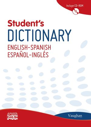STUDENT´S  DICTIONARY ENGLISH VAUGHAN (NOVEDAD)