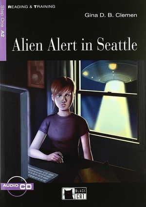 ALIEN ALERT IN SEATTLE (+CD).A2