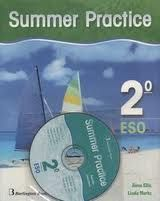 SUMMER PRACTICE 2. ESO ( LIBRO MAS CD )  ** BURLINGTON BOOKS ***