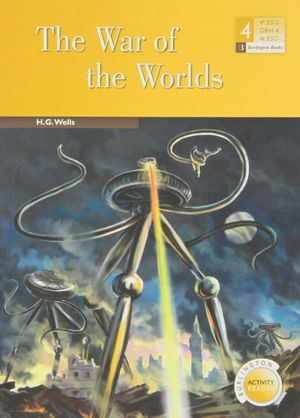 WAR OF THE WORLDS.BURLINGTON