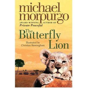 BUTTERFLY LION