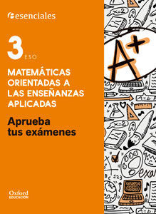 (16) APRUEBA TUS EXÁMENES ESO3 MATEMÁTICAS APLICADAS