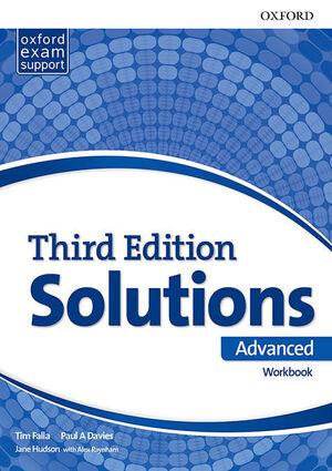SOLUTIONS 3RD EDITION ADVANCED. WORKBOOK PK