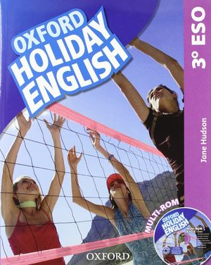 (12) 3º ESO HOLIDAY ENGLISH STUDENT PACK ESP 2ED