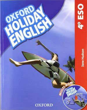 HOLIDAY ENGLISH 4.º ESO. STUDENT'S PACK  3RD EDITION
