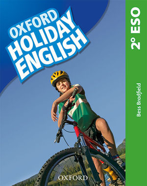 HOLIDAY ENGLISH 2.º ESO. STUDENT'S PACK 3RD EDITION. REVISED EDITION
