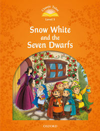 CLASSIC TALES LEVEL 5. SNOW WHITE AND THE SEVEN DWARFS: PACK 2ND EDITION