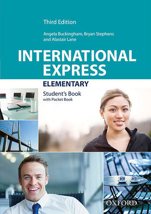 INTERNATIONAL EXPRESS ELEMENTARY. STUDENT'S BOOK PACK 3RD EDITION (ED.2019)